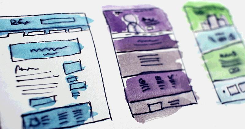Aufbau einer Landing Page